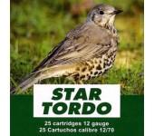 Cartuchos Melior Star Tordo 30g 7,5/8/9
