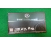 Munições de Caça Grossa RWS 300 Win Mag EVOLUTION GREEN (136Gr)