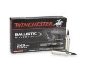Winchester Ballistic Silvertip, .243 Winchester, BST, 55 Grain