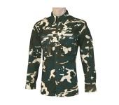 Camisa Cadet Camo