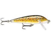 Amostra Rapala Brown Trout 7Cm Afundante
