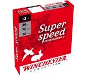 Cartuchos Winchester Super Speed 36Gr.